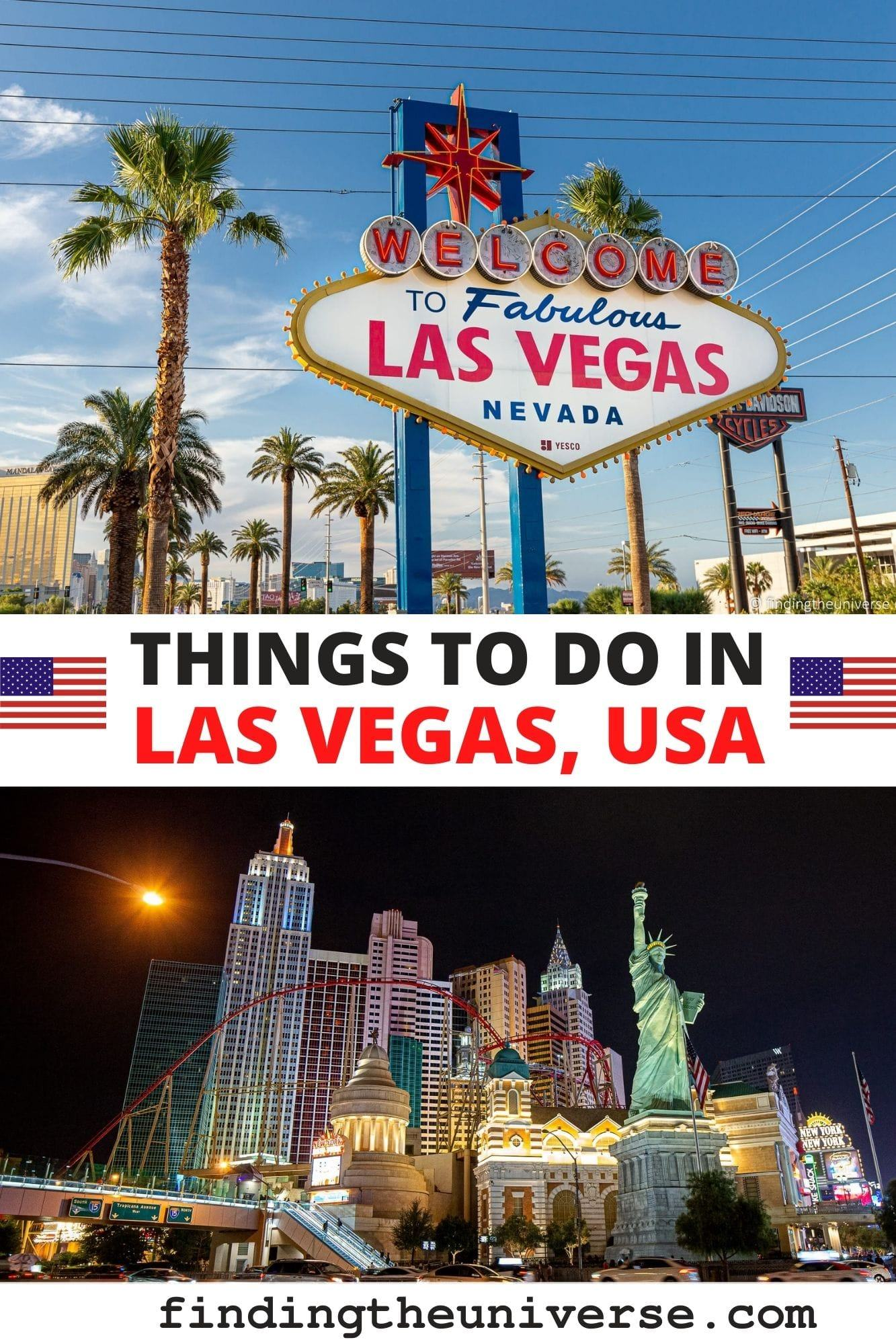Detailed guide to all the best things to do in Las Vegas. Includes what to see and do, tips on saving money, where to stay and more!