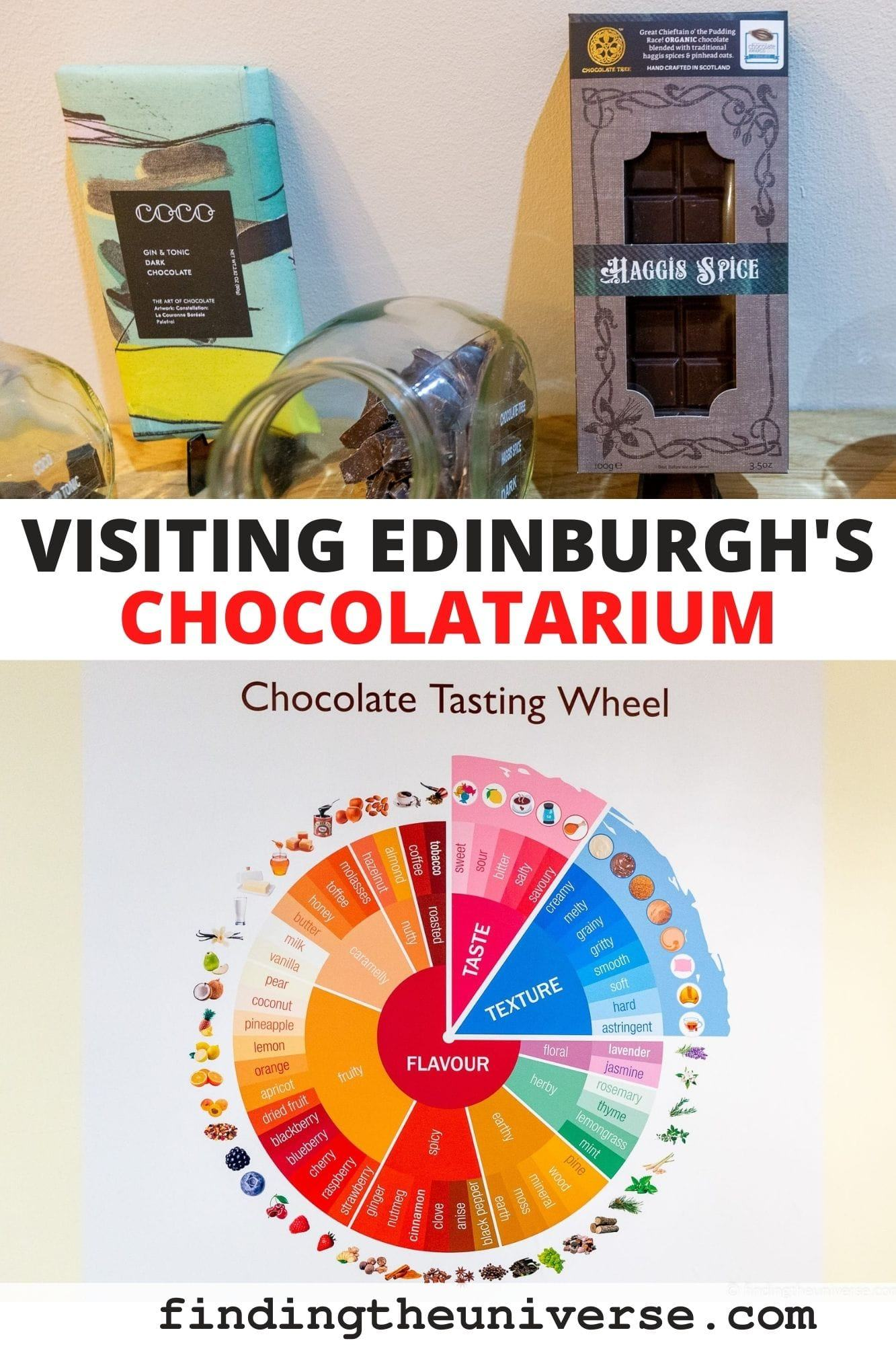 A guide to visiting the Chocolatarium in Edinburgh. Everything you need to know to plan your visit, how to buy tickets and what to expect.