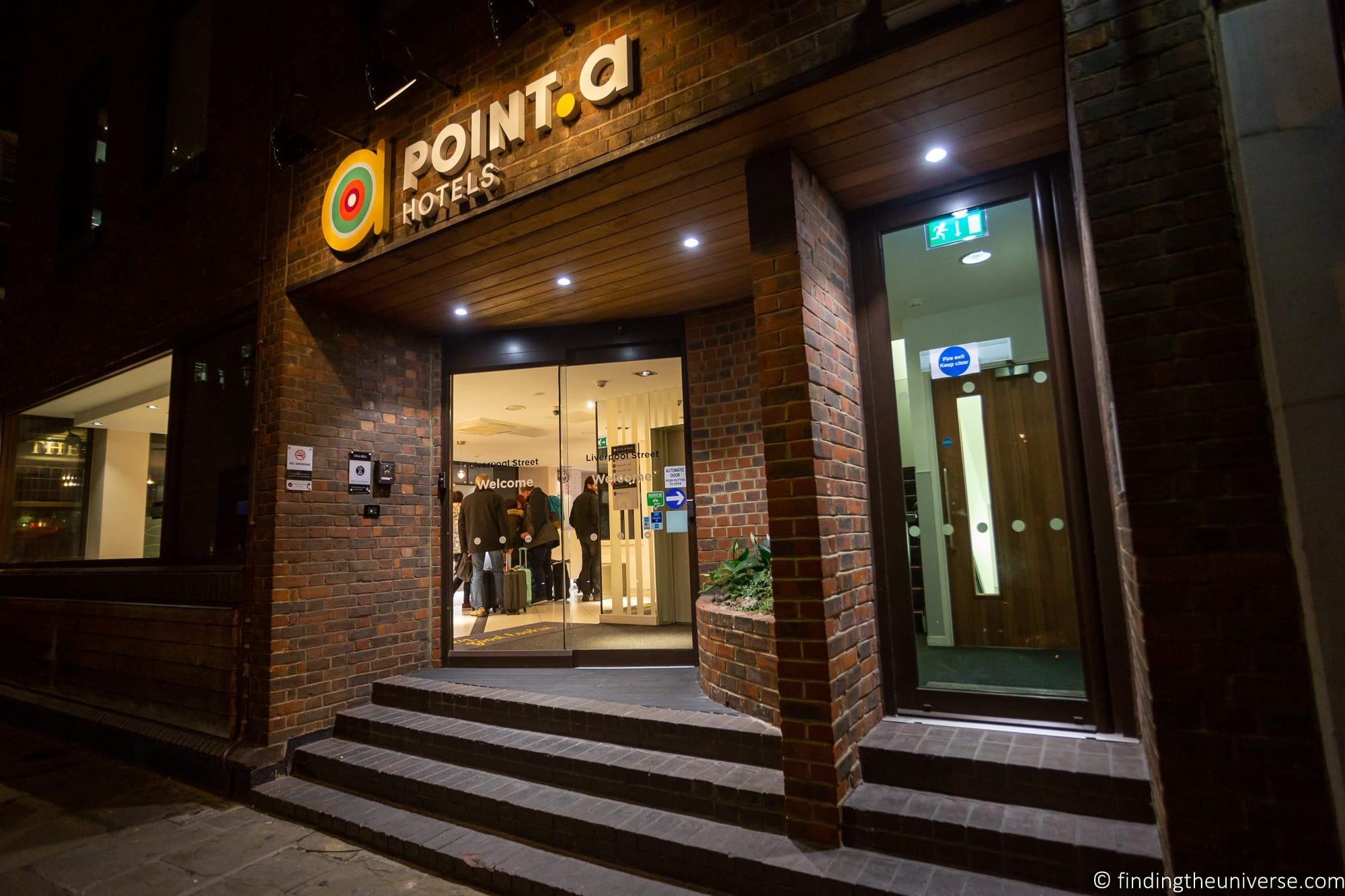 Point A Hotel London