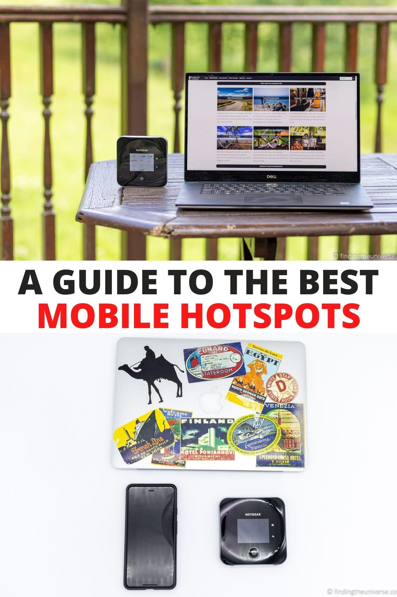 Looking for a mobile hotspot to help you get online? We cover everything you need to know, and round up the best mobile hotspots out there!