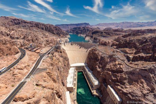 Day Trips from Las Vegas -Hoover Dam