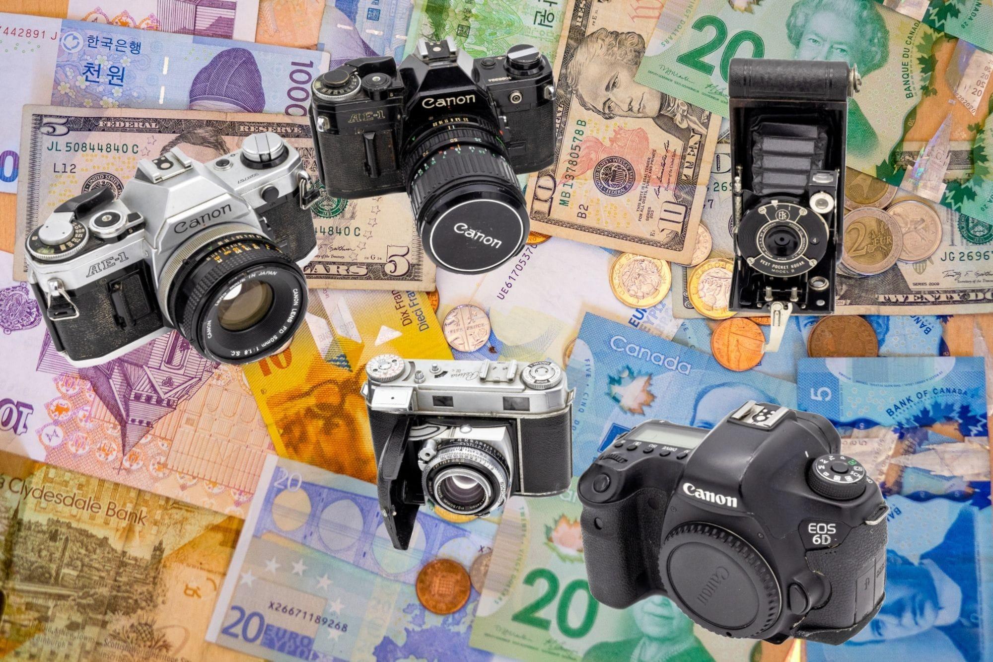 Sell Used Cameras