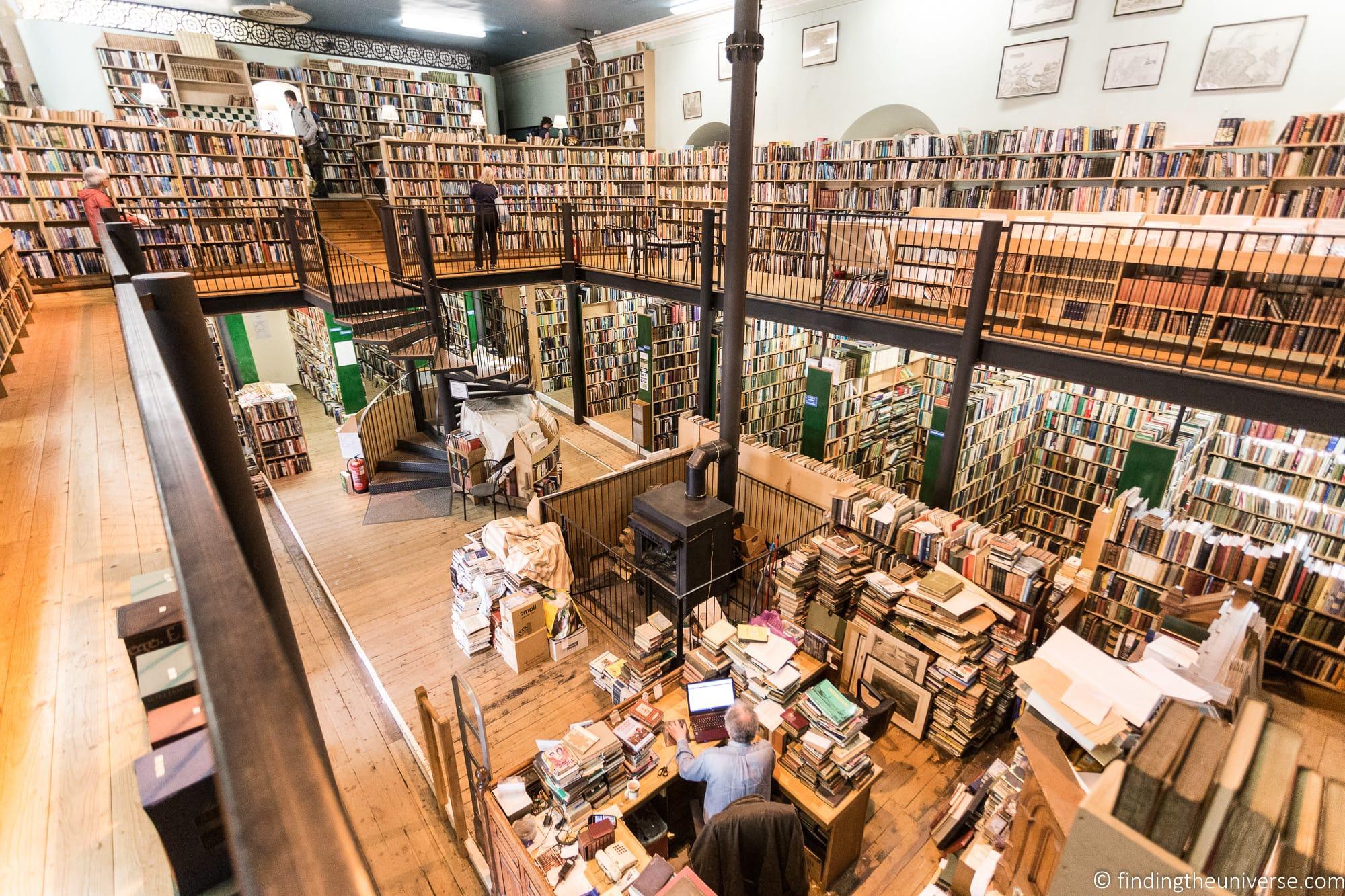 Leakey's Bookshop Inverness