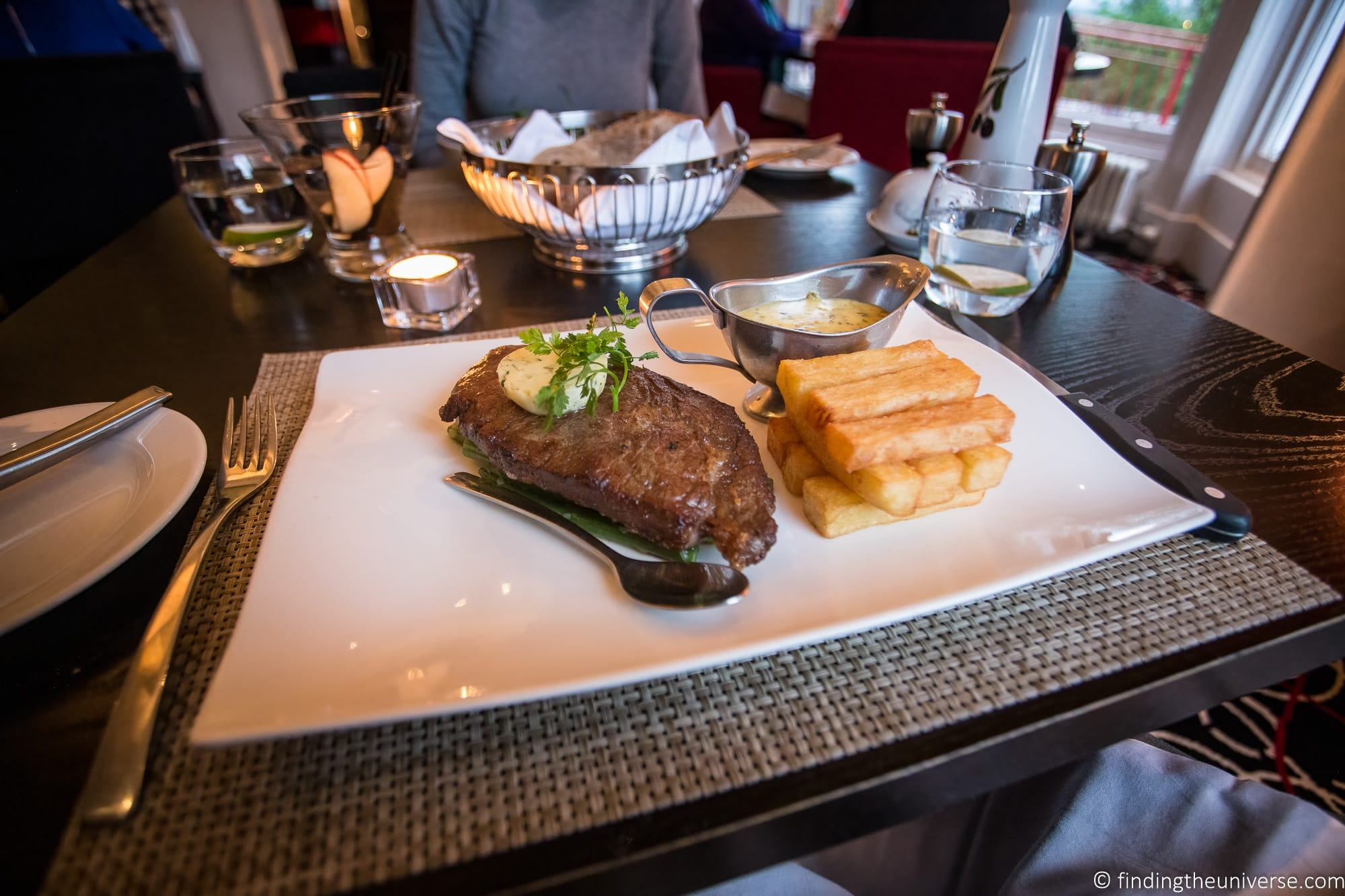 Rocpool Reserve Hotel Restaurant