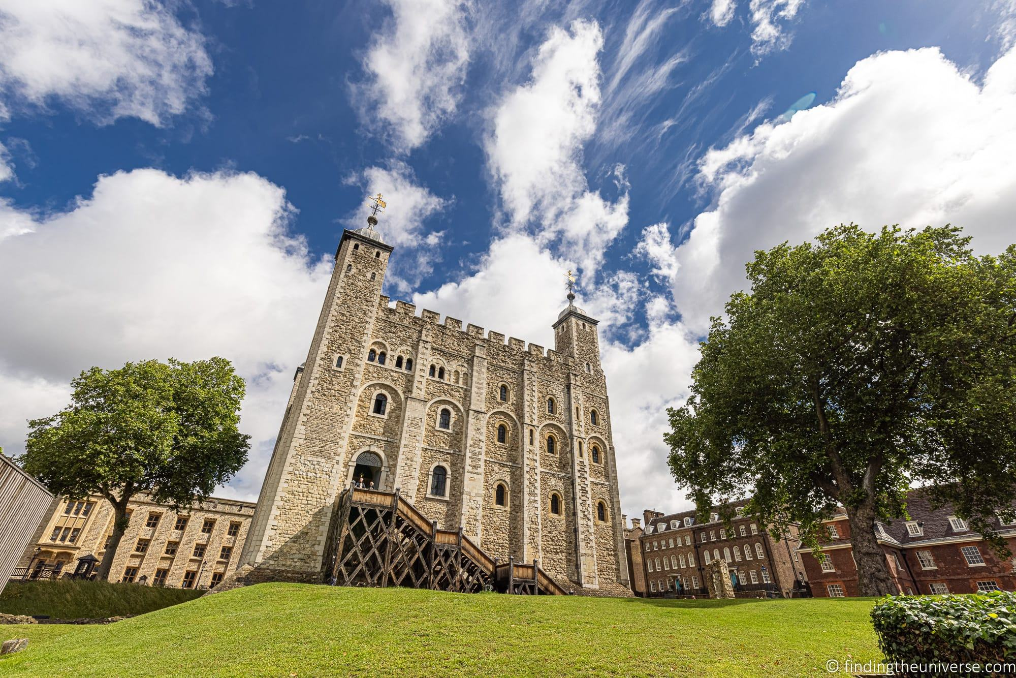 White Tower Tower of London